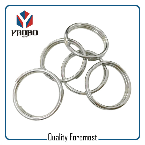 Stainless Steel 28mm Split Ring