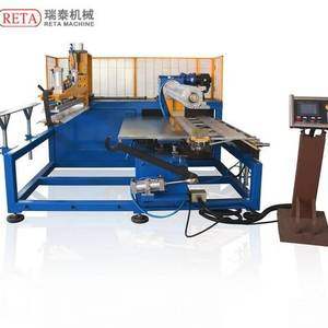 Servo Coil Bender Machine