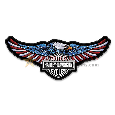Elaborate Motorcycle Patches
