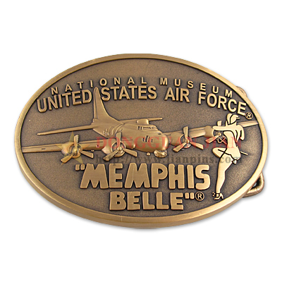 Airforce Belt Buckle
