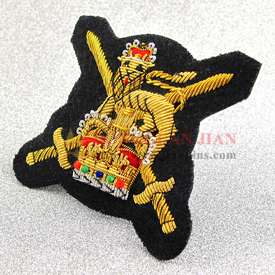 bullion badges supplier