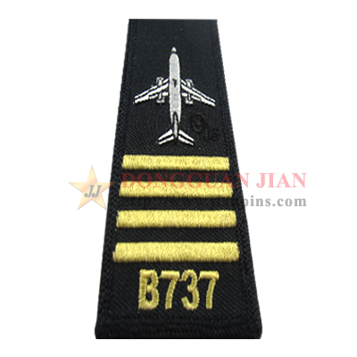 Air Force Epaulettes Fábrica da China