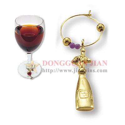 Custom Made Wine Charm