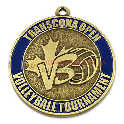 Valley ball Medal
