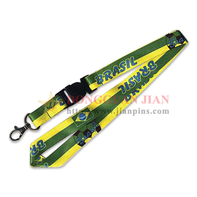 Attractive Heat Transfer Lanyards