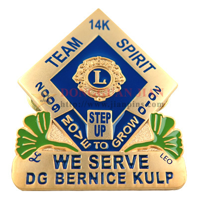 Lapel Pins/ Badges