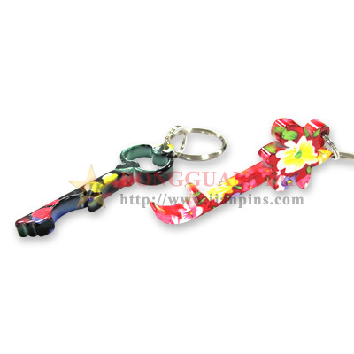 Dye Sublimated Aluminum Alloy Bottle Openers